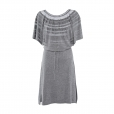 Laceline Dress grey