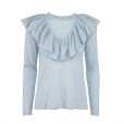 Frill Blouse ice