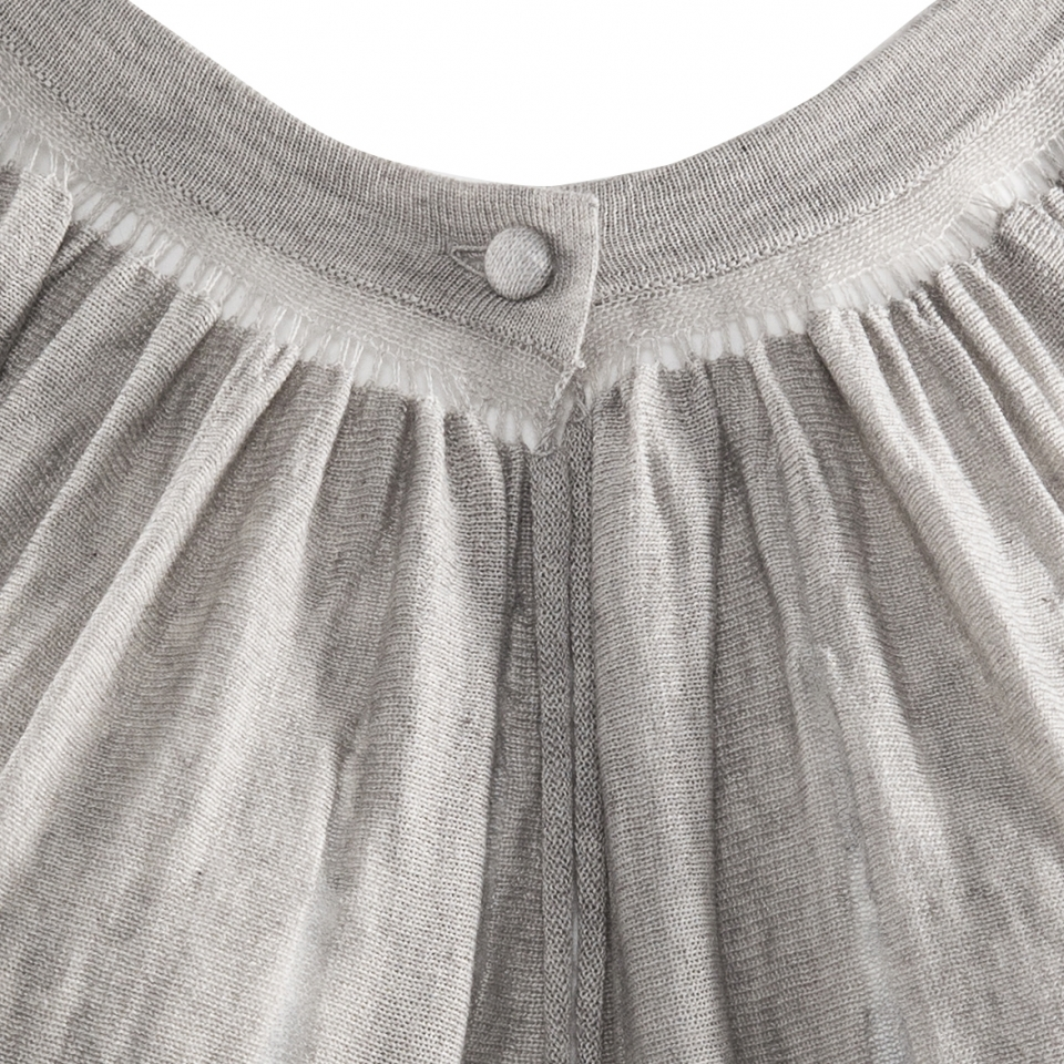 butterfly top silver detail