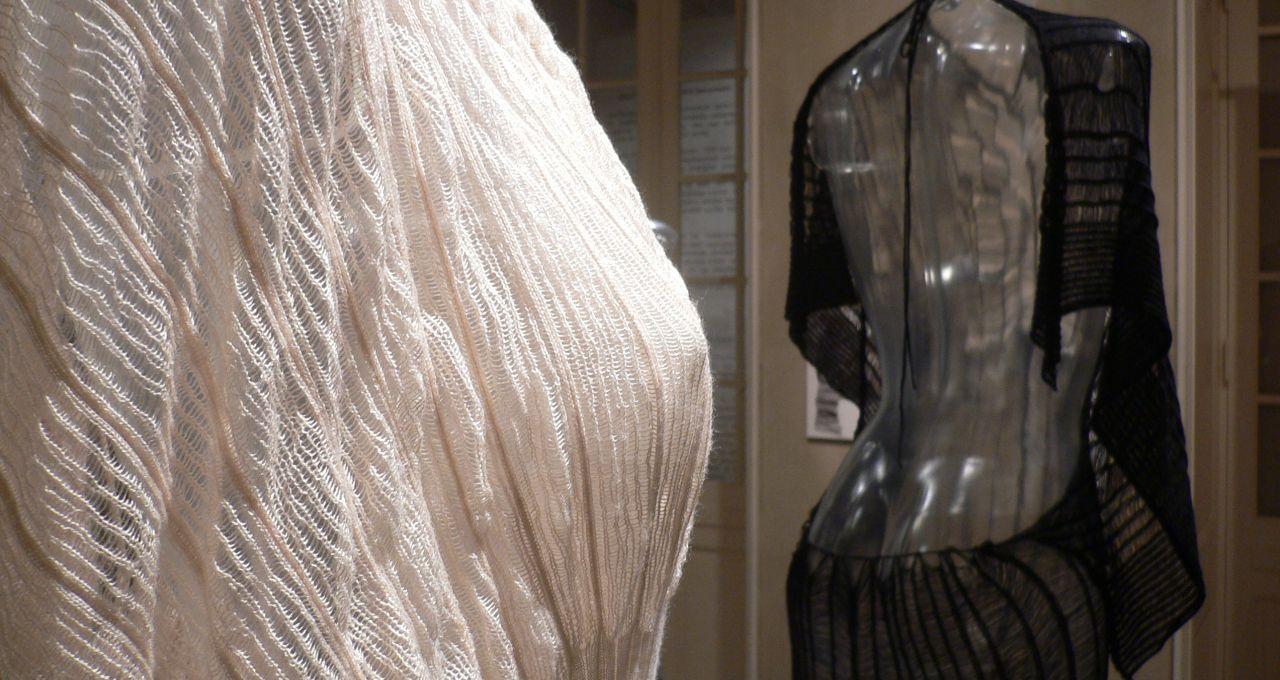 Krakas Dresses Nearly Nude 2009 Designmuseum Danmark Copenhagen Denmark 16