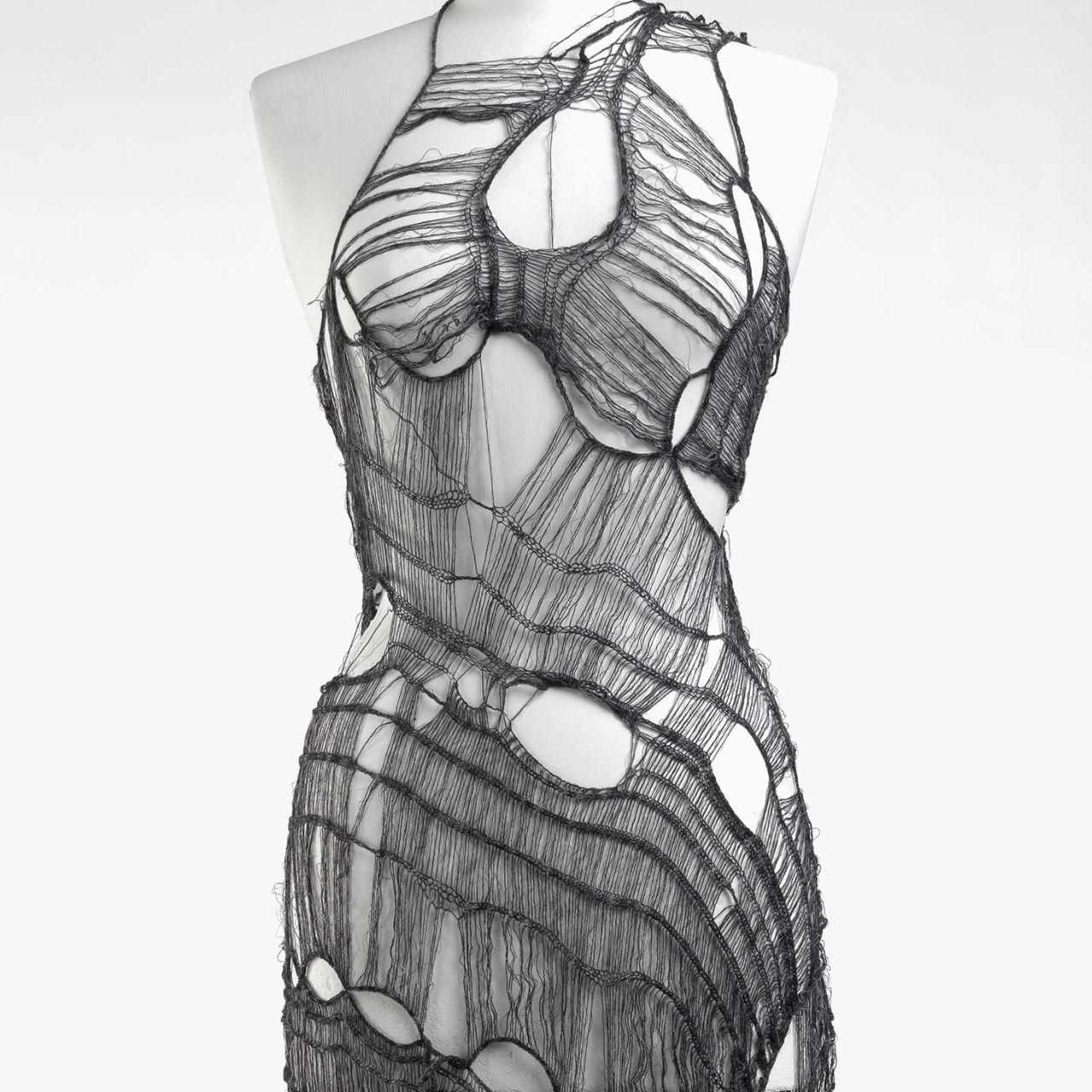 Krakas Dresses Nearly Nude 2009 Designmuseum Danmark Copenhagen Denmark 21