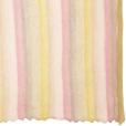 herringbone scarf edge closeup