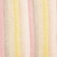 herringbone scarf multi colour stripe