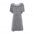 Laceline Dress grey