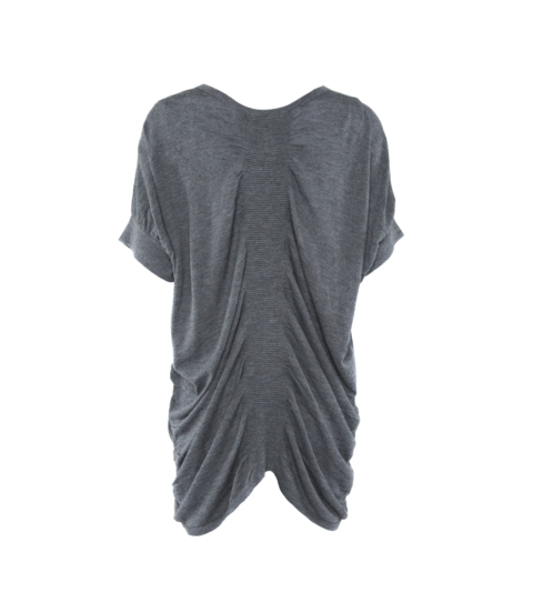 Ripple Butterfly charcoal back