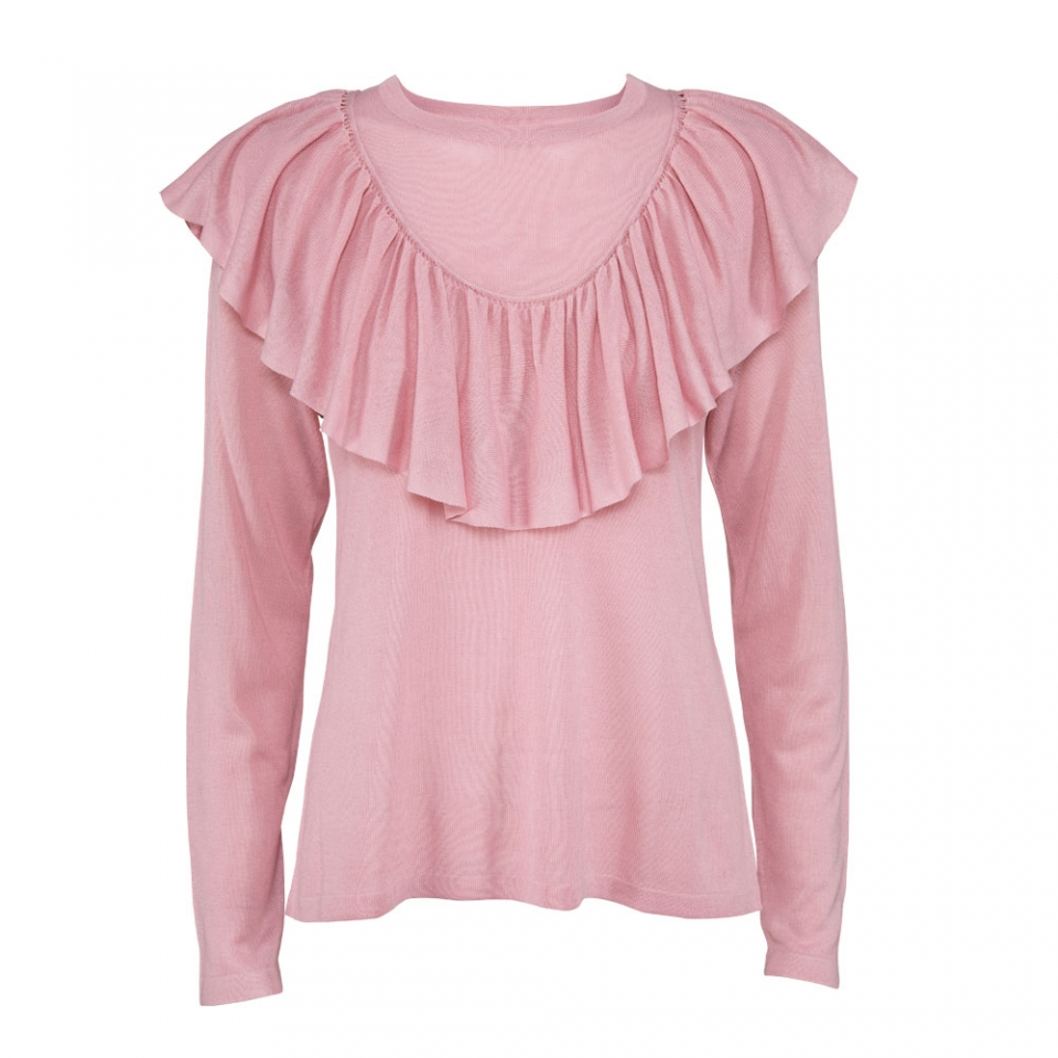 FRILL BLOUSE – CANDY