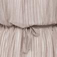 Fine Stripe Dress detail belt