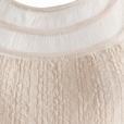 laceneck top nude detail